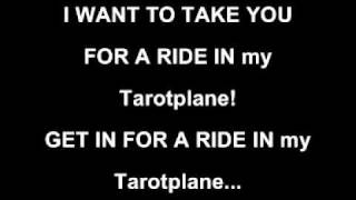 Tristan Tzara - Tarotplane (With Lyrics)