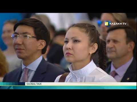 Global Talk №18 (13.09.2017) - Kazakh TV