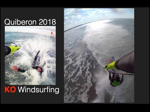 Windsurfing Quiberon 2018
