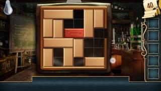 100 Doors Escape Mansion Of Puzzles Level 40 100 дверей Дом головоломок уровень 40