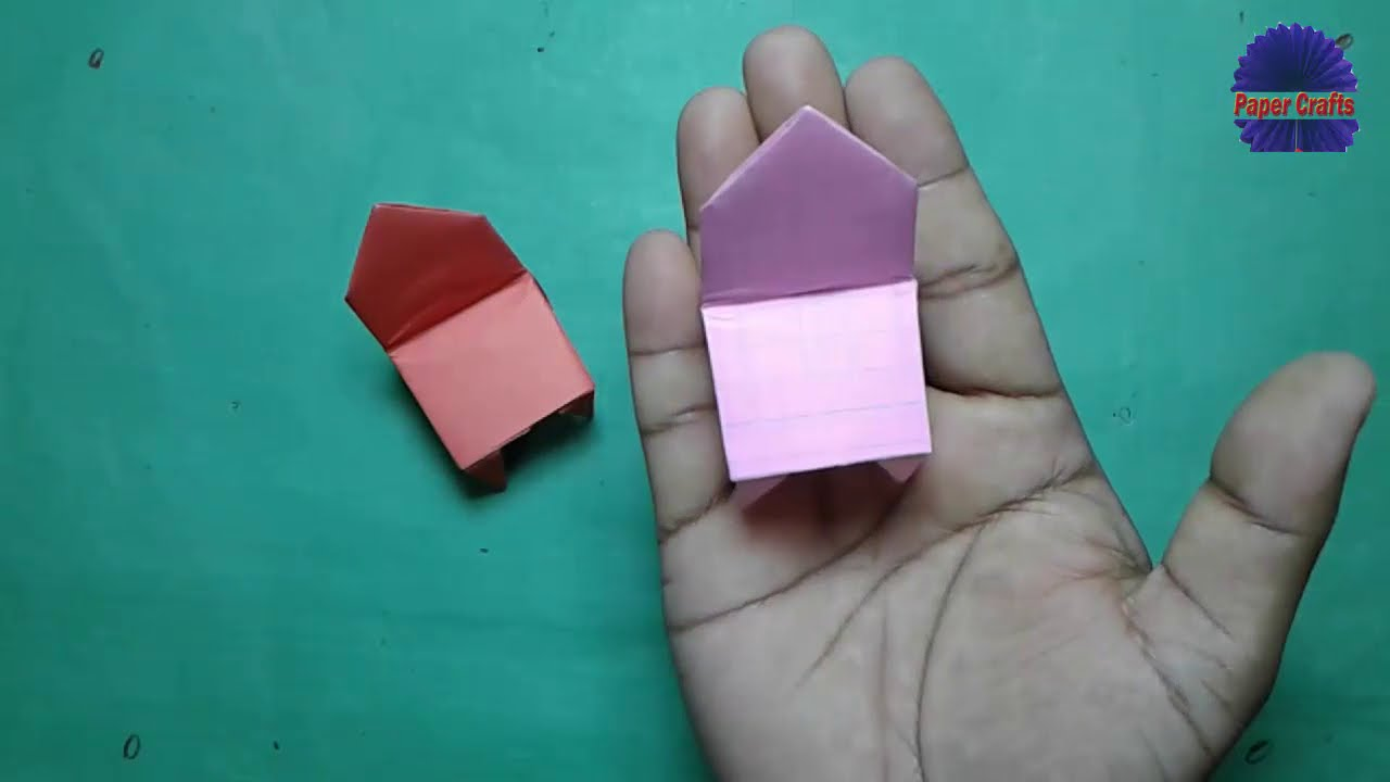 How to make an origami chair step by steporigami furniture how to make an origami chair step by steporigami furnitureorigamin easy diy jeuxipadfo Gallery