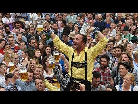 Bottoms up! 184th Oktoberfest underway in Munich