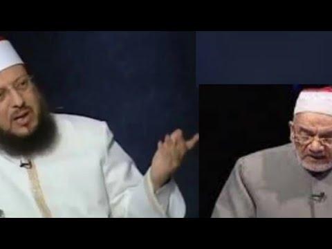 مواجهة قوية بين د/ الزغبى وشيخ أزهري يتبنى فكر الشيعة الروافض(هاااام جدااا)