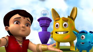 Super Bheem - Magical Climate Crystal!
