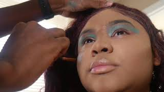 I WENT TO THE WORST REVIEWED MAKEUP ARTIST IN MY CITY ! | Detroit MI
