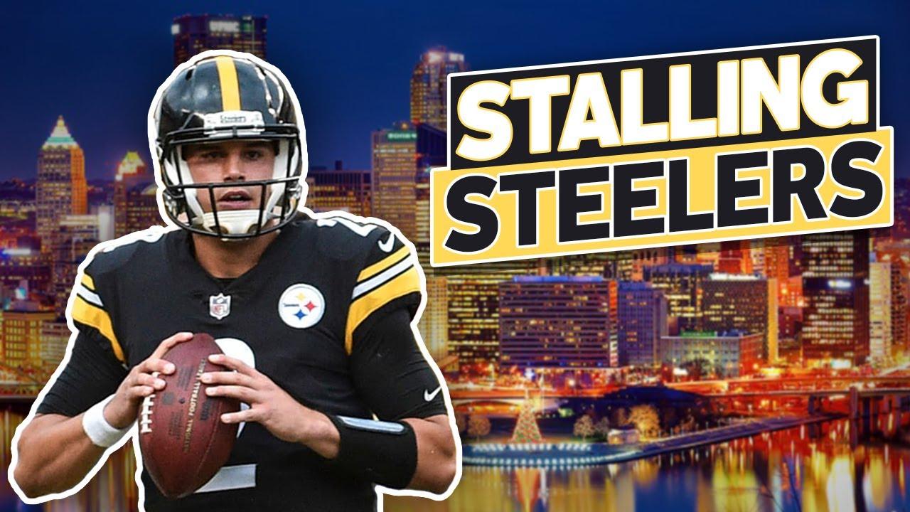 Dwayne Haskins or Mason Rudolph? Steelers' backup QB debate ...
