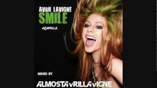 Avril Lavigne - Smile (D.I.Y. Acapella) Download Link