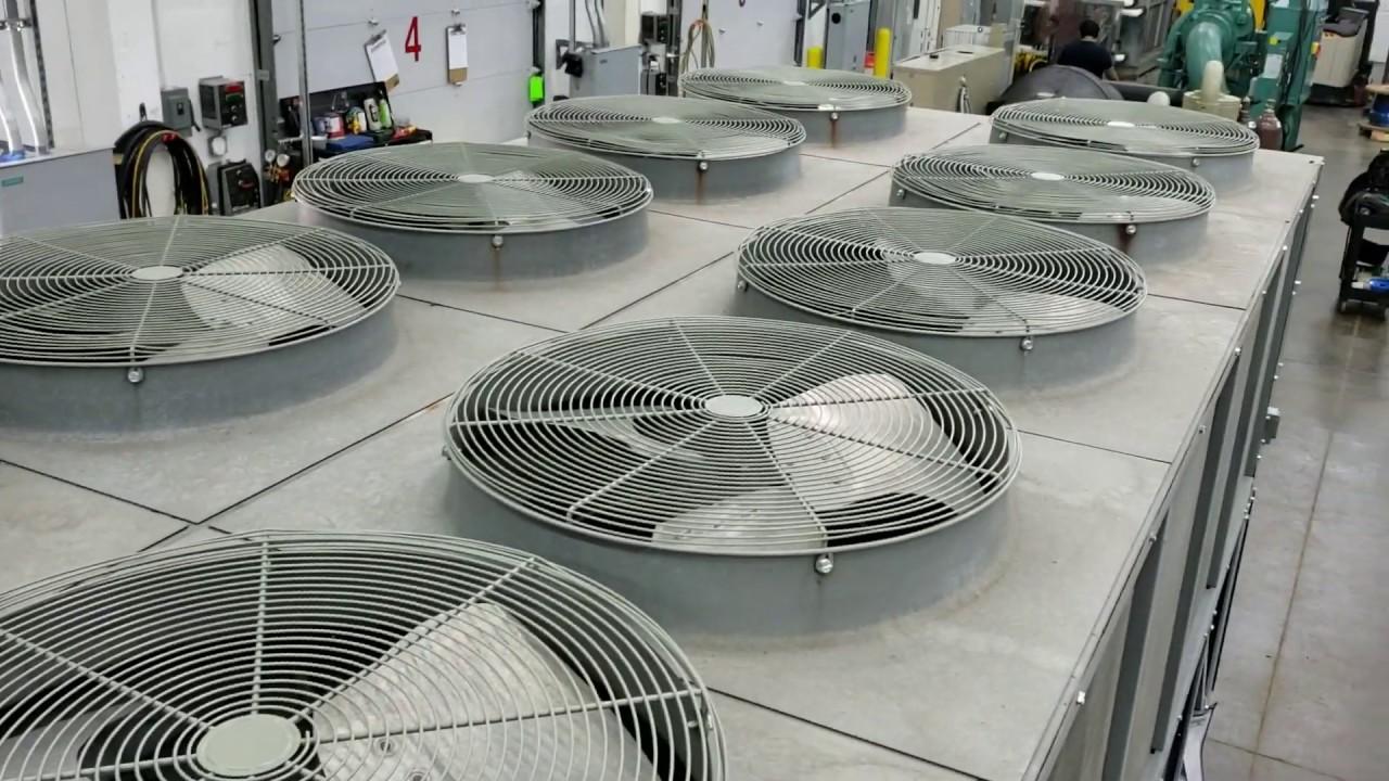 Trane 275 Ton Air-Cooled RTAC Chiller SKU# 2493