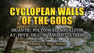 Cyclopean Walls of the Gods | Gigantic Polygonal Megaliths at Pnyx Hill, Athens | Megalithomania