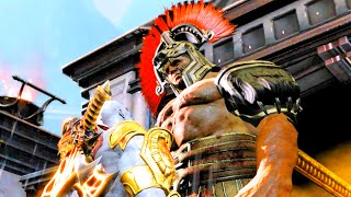 God of War 3 Remastered Hercules Boss Fight HD 60FPS 1080p HD 60FPS 1080p