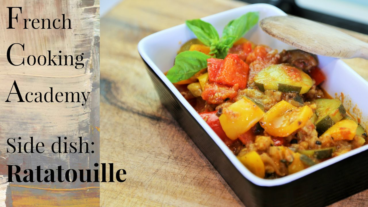 How to make a tasty ratatouille classic french recipes youtube forumfinder Images