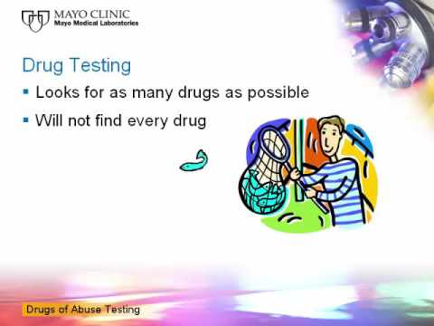 Drugs of Abuse Testing  [Hot Topic]