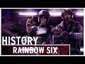 History of - Rainbow Six (1998-2017)