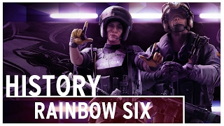 History of - Rainbow Six (1998-2017)