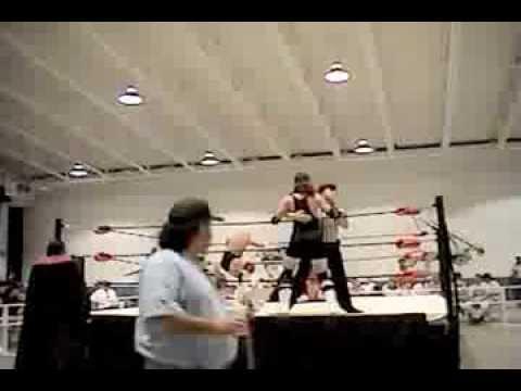 SCW 7/12/1997: Steve Corino & Big Slam vs. Death & Destruction vs. KC Thunder & Boris Dragoff