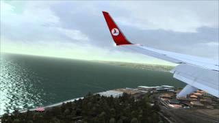 Taxi2Gate's new Atatürk International (LTBA)! Istanbul, Turkey (FSX)