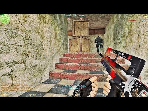 Counter-Strike: Zombie Escape Mod - Ze_Prodigy_v5 | [NEW UPDATE] - [4K]