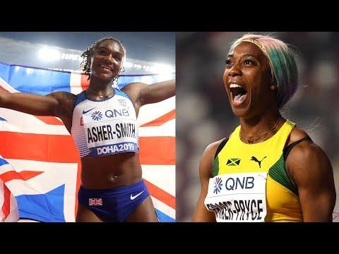 2019 IAAF World Championships   Women's 100 Meters Recap