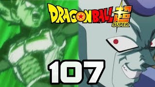 Mafuba Madness & Frost's Comeback: Dragonball Super Episode 107 Review