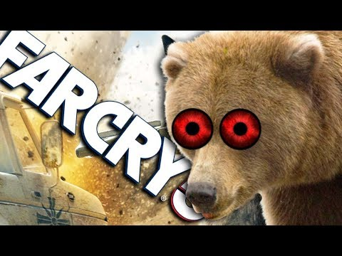 ANIMALS ON DRUGS! | Far Cry 5 #6 Coop W/ Entoan