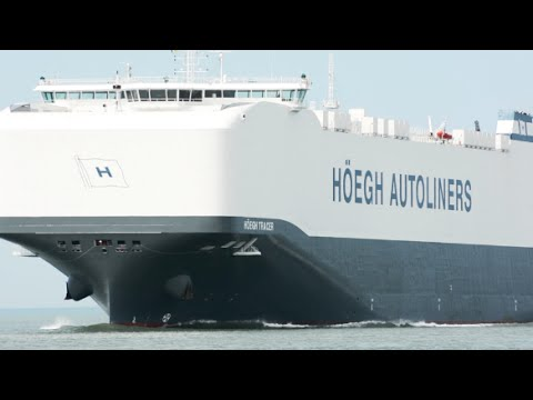 Shipspotting Le Havre - May 2016 (Part 1)