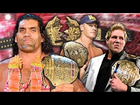 5 Wrestlers Who Killed WWE World Heavyweight Championship Title