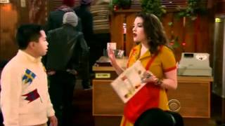 2 Broke Girls - Why did you kick out the hipsters?