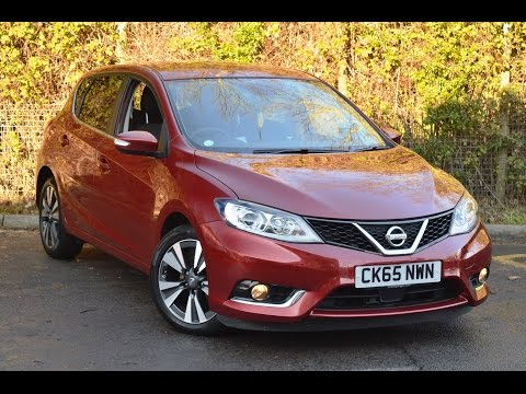 Wessex Garages | USED Nissan Pulsar N-Tec at Pennywell Road, Bristol | CK65NWN