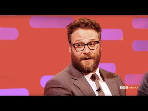 Download Youtube: Seth Rogen Needed Security Because of 'The Interview' - The Graham Norton Show