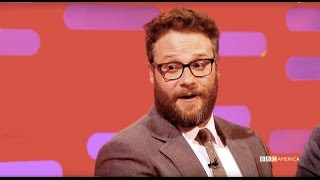 Seth Rogen Needed Security Because of