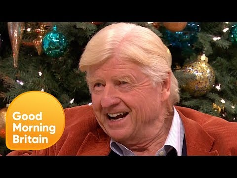 I'm A Celeb's Stanley Johnson Talks About His Relationship With Toff! | Good Morning Britain