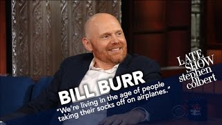 Bill Burr Blames Candy Stores For Making Everyone Sensitive thumbnail
