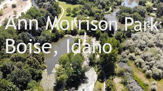 Ann Morrison Park, Boise, Idaho