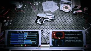 Mass Effect 3: Build a Customizable Arsenal(For more information about Mass Effect 3 and the fight to Take Earth Back, visit our website: http://www.masseffect.com Don't forget to follow us on Facebook and ..., 2012-02-07T16:09:37.000Z)