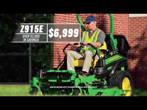 John Deere Z915E | Sale