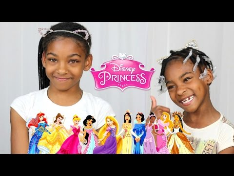 HILARIOUS DISNEY MOVIE SONG CHALLENGE | ft. ASIA & INDIA
