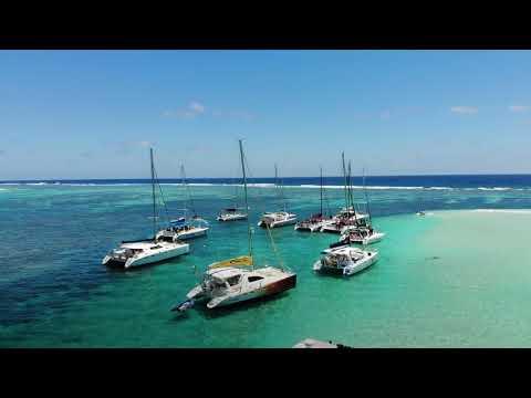 Catamaran Cruise Trip - Karl Kaiser, Ile Plate, MAURITIUS