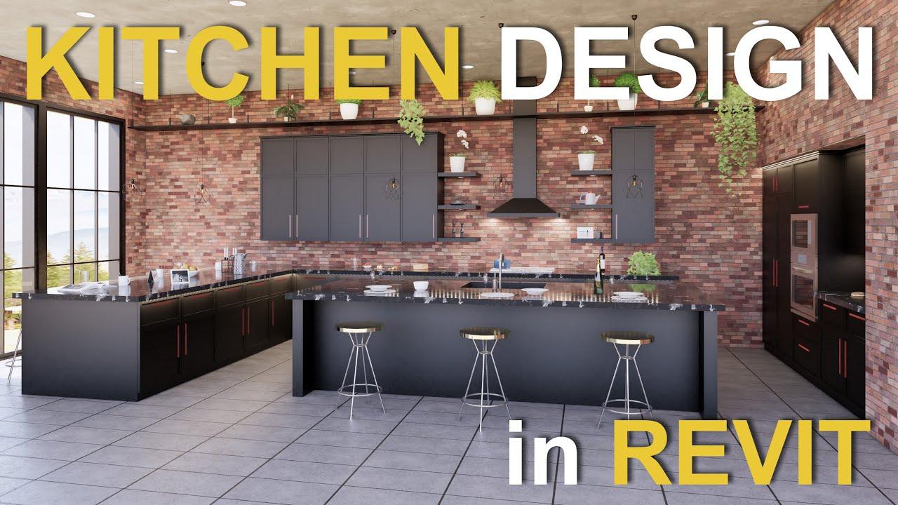 Revit Kitchen Family Free Download