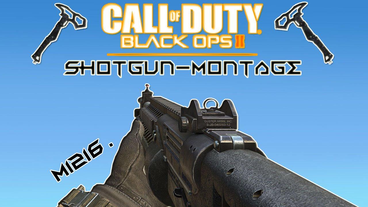 FG-Black-Ops-II-Shotgun-Montage---M1216. - YouTube M1216 Black Ops 2