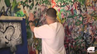 TRUKFIT Make Your Mark Contest with SEN One NYC Graffiti Legend