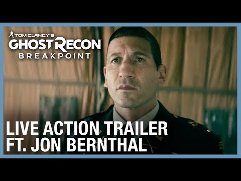 Tom Clancy's Ghost Recon Breakpoint: The Pledge Ft. Jon Bernthal | Live Action Trailer Ubisoft [NA]