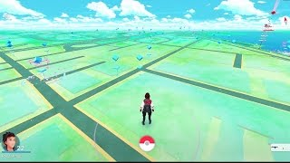 Pokemon Go Hack: How to Play In Landscape Mode