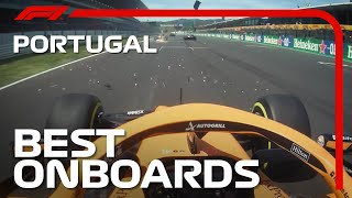 Mercedes And Red Bull Battle And The Best Onboards | 2021 Portuguese Grand Prix | Emirates