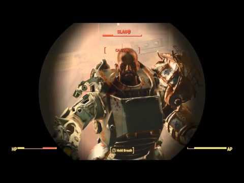 Fallout 4 Defeat Saugus Ironworks Leader Slag