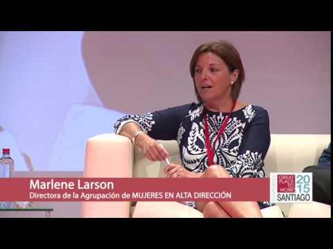 Panel de Liderazgo en GPTW Conference Chile 2015