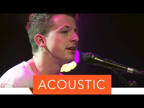 Charlie Puth - Attention (BAYERN 3 Session)