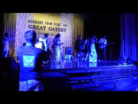 SMC Band- No Woman No Cry/ When You Believe/ Closer/ Dancing Queen/