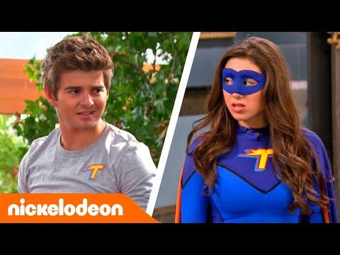 Грозная семейка   Кто из супергероев лучше? ⚡️   Nickelodeon Россия