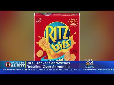 Ritz Recalls 16 Variety Of Crackers