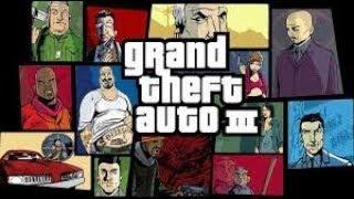Grand Theft Auto III прохождения миссия 1